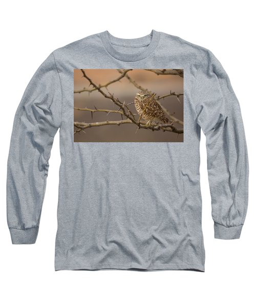 The Observer Long Sleeve T-Shirt