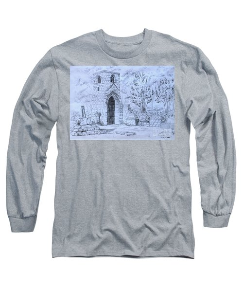 The Old Chantry Long Sleeve T-Shirt