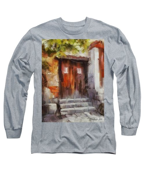 The Old Gate II Long Sleeve T-Shirt