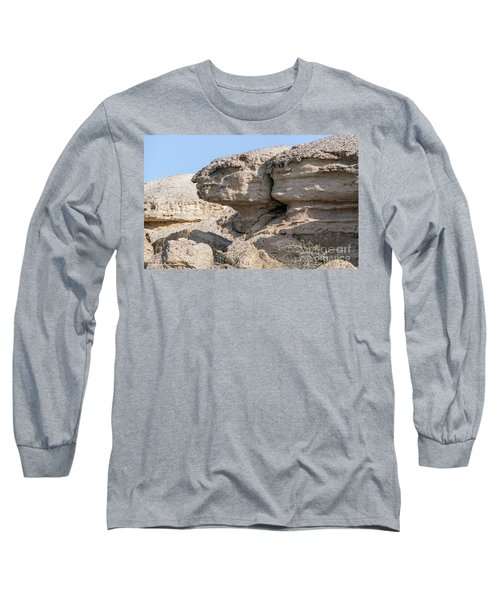 The Old Gatekeeper Long Sleeve T-Shirt by Arik Baltinester