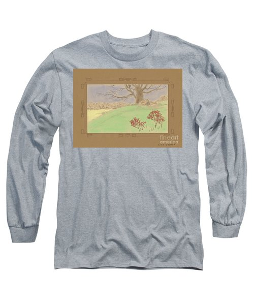 The Old Gully Tree Long Sleeve T-Shirt