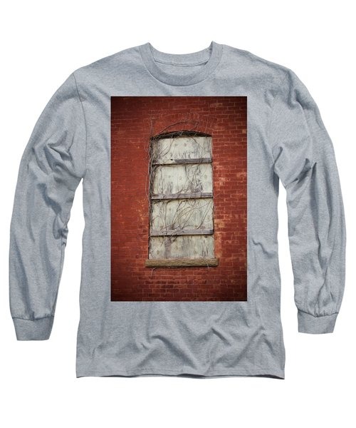 The Old Hospital Long Sleeve T-Shirt