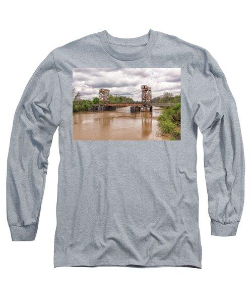The Old Lift Bridge Long Sleeve T-Shirt