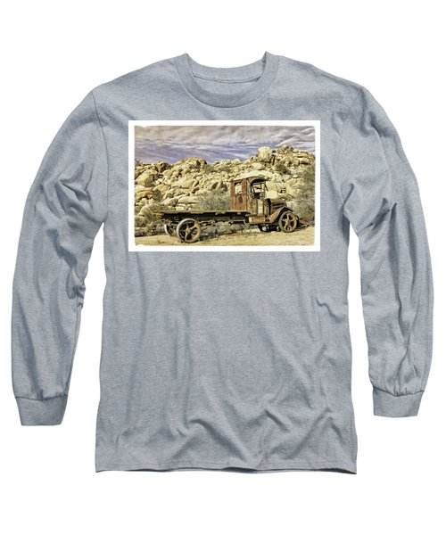 The Old Mack Long Sleeve T-Shirt