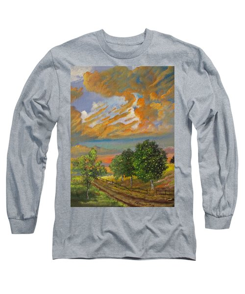 The Old Orchard Long Sleeve T-Shirt
