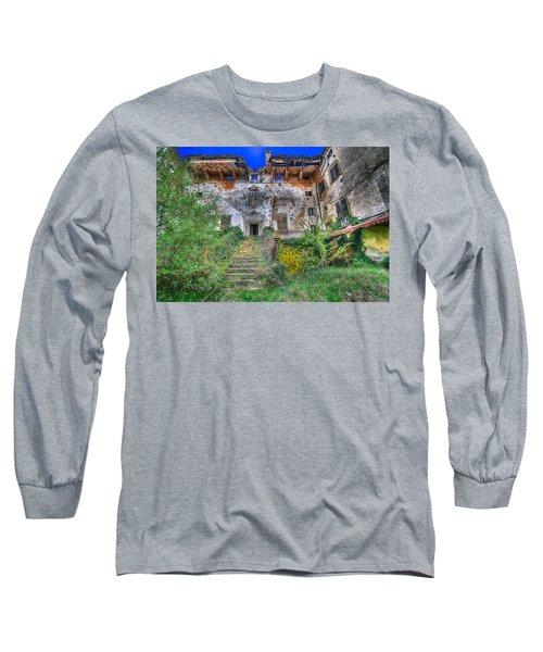 The Old Ruined Castle Long Sleeve T-Shirt
