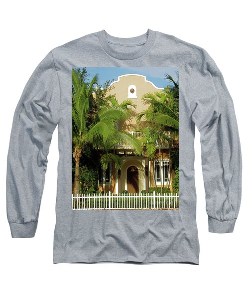 The Old Sunset House. Long Sleeve T-Shirt