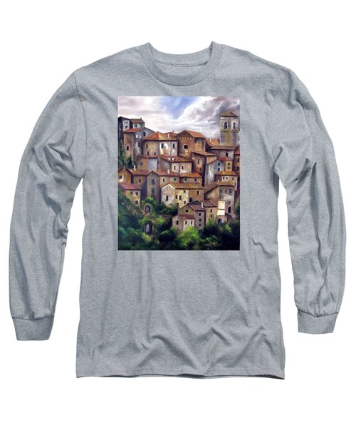 The Old Village Long Sleeve T-Shirt