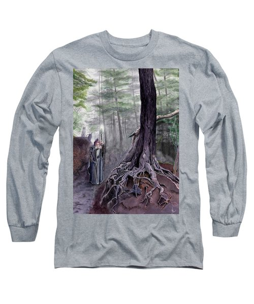 The One-eyed Wanderer Long Sleeve T-Shirt