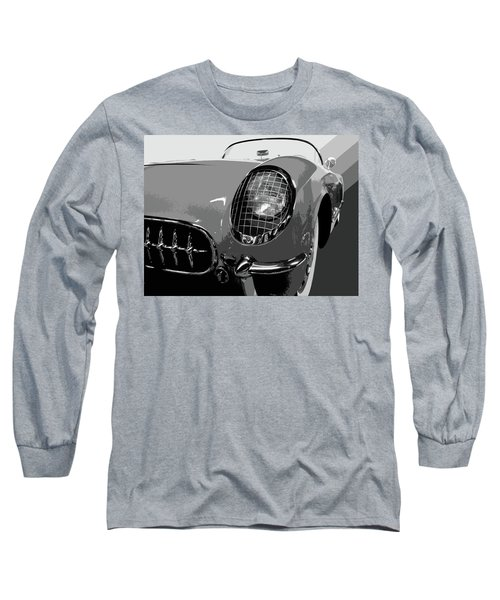 The Original Vette Long Sleeve T-Shirt