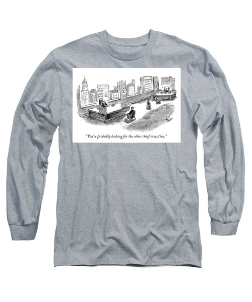 The Other Chief Executive Long Sleeve T-Shirt