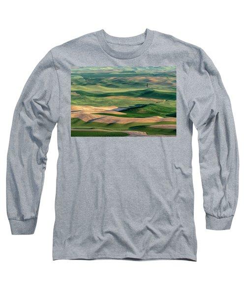 The Palouse Long Sleeve T-Shirt