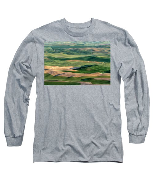 The Palouse Long Sleeve T-Shirt