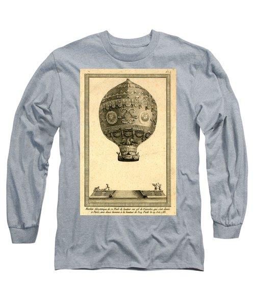 The Paris Ascent 2 Long Sleeve T-Shirt