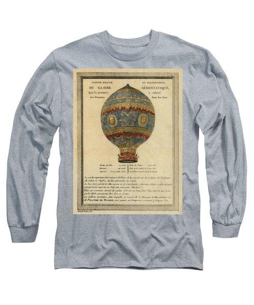 The Paris Ascent Long Sleeve T-Shirt