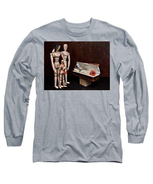 The Passing Of Grandpa Woody Long Sleeve T-Shirt