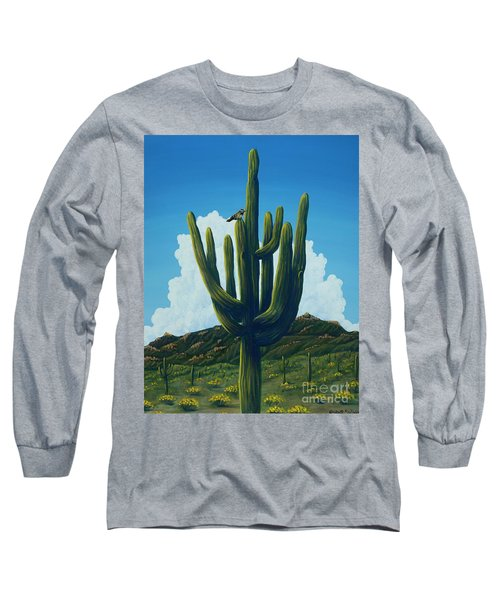 The Perfect Resting Place Long Sleeve T-Shirt