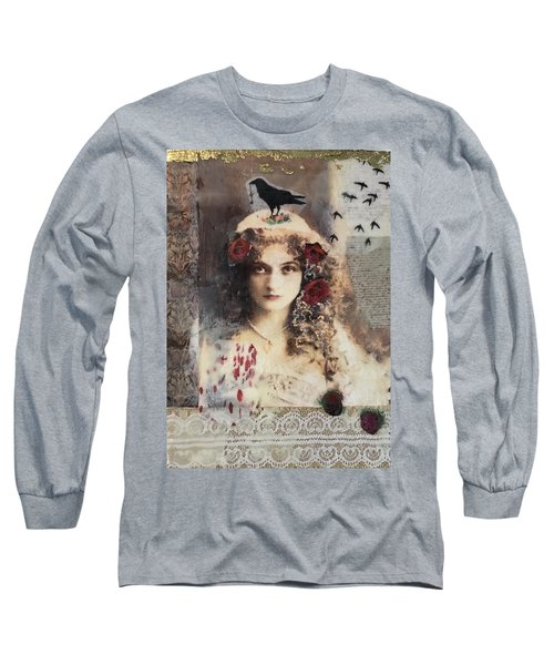 The Pet Crow Long Sleeve T-Shirt