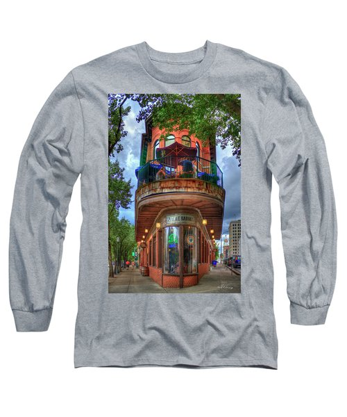 The Pickle Barrel Chattanooga Tn Long Sleeve T-Shirt by Reid Callaway
