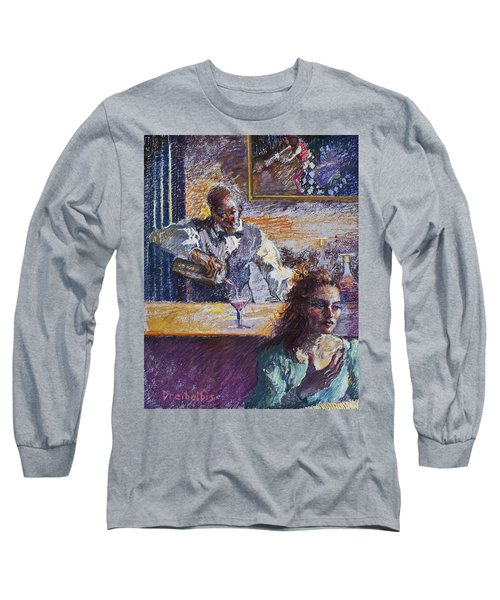 The Pied Piper Long Sleeve T-Shirt