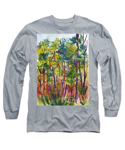 The Pines Long Sleeve T-Shirt