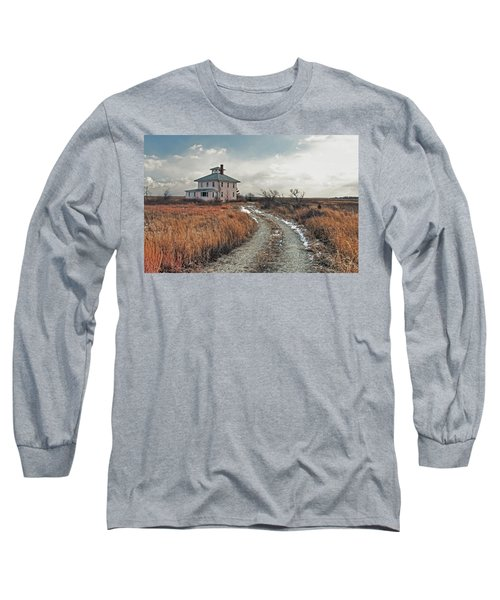 The Pink House Long Sleeve T-Shirt