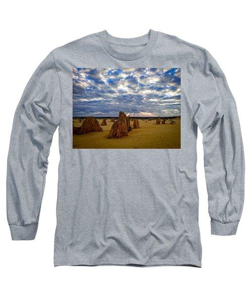 The Pinnacles Sunset Long Sleeve T-Shirt