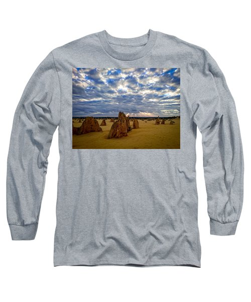 The Pinnacles Sunset Long Sleeve T-Shirt