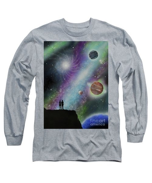 The Possibilities Long Sleeve T-Shirt