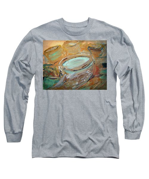 The Potter Canvas Long Sleeve T-Shirt