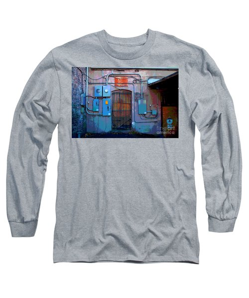 The Power Of City Long Sleeve T-Shirt