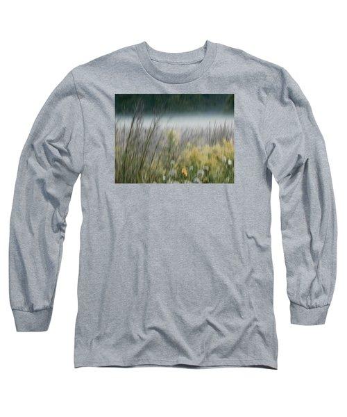 The Prairie Awakens Long Sleeve T-Shirt by Tim Good