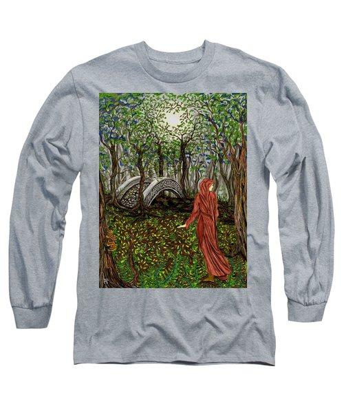 The Priestess Of Ealon Long Sleeve T-Shirt