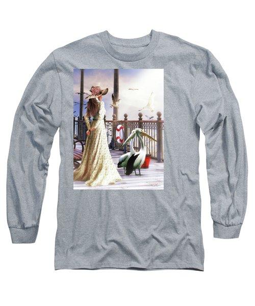 The Promenade Long Sleeve T-Shirt