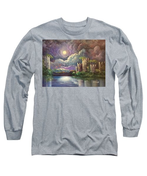 The Proposal Long Sleeve T-Shirt by Randy Burns