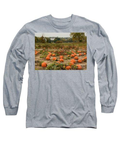 The Pumpkin Farm Two Long Sleeve T-Shirt