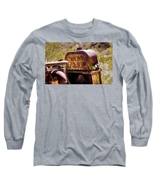 The Radiator Long Sleeve T-Shirt