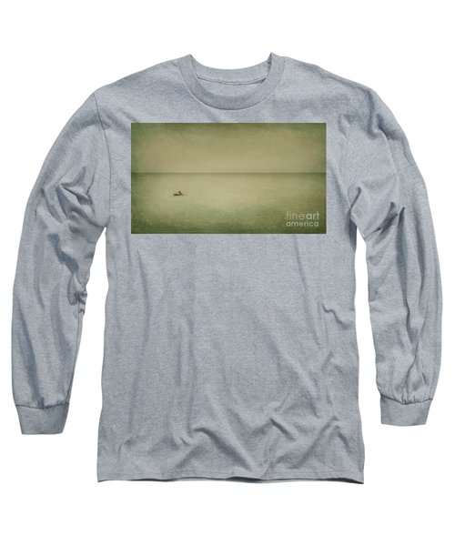The Recesses Of The Deep Long Sleeve T-Shirt