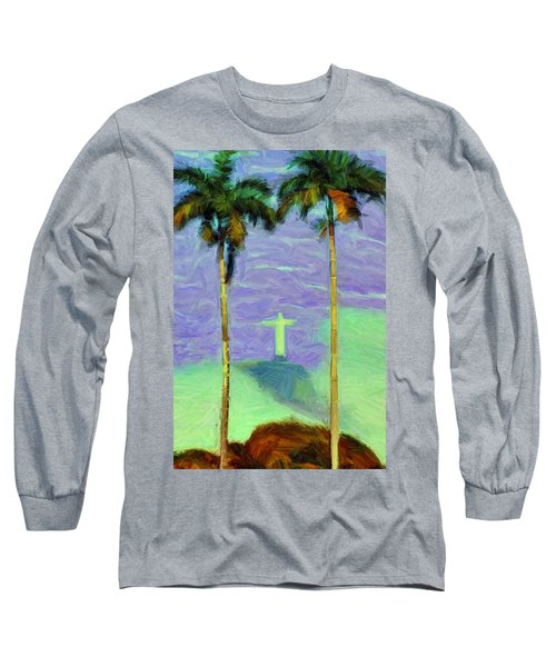 The Redeemer Long Sleeve T-Shirt
