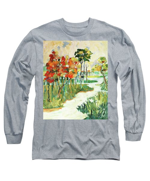 The Redlands2 Long Sleeve T-Shirt