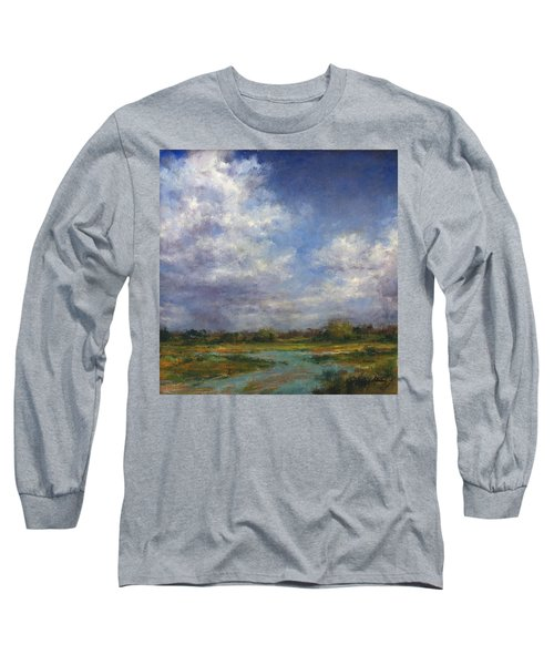The Refuge In July Long Sleeve T-Shirt