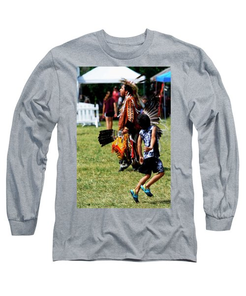 The Relay Long Sleeve T-Shirt