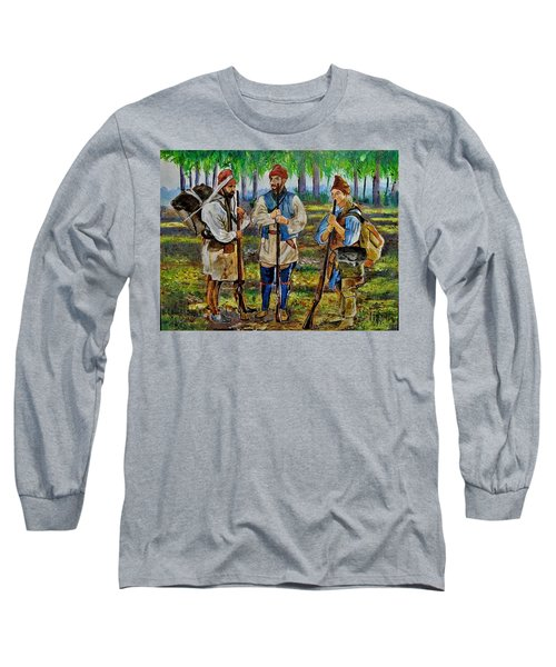 The Rendezvous. Long Sleeve T-Shirt