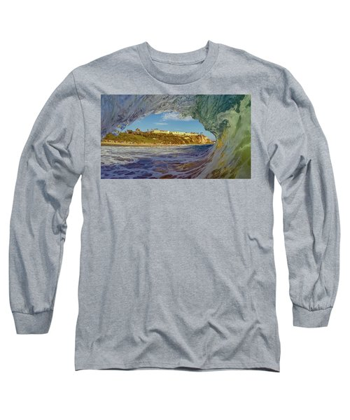Long Sleeve T-Shirt featuring the photograph The Ritz Fitz by Sean Foster