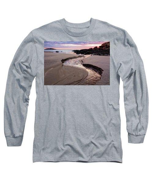 The River Good Harbor Beach Long Sleeve T-Shirt