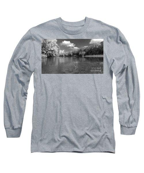 The Rivers Bend  Long Sleeve T-Shirt