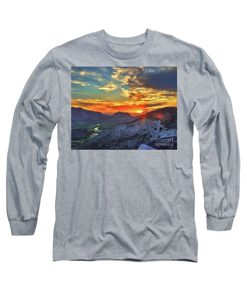 The Road To Presidio Long Sleeve T-Shirt