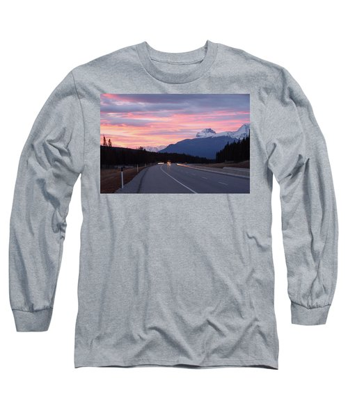 The Road Trip Long Sleeve T-Shirt by Keith Boone