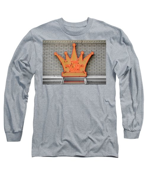The Roanoke Weiner Stand 1 Long Sleeve T-Shirt