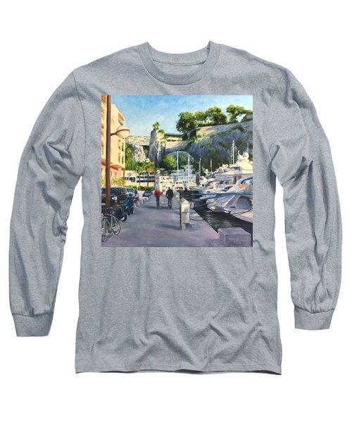 The Rock Ahead Long Sleeve T-Shirt